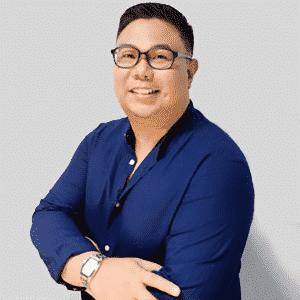 Macky San Agustin III headshot